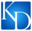 Kd Logo, Cyber Security